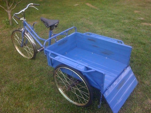 Грузовой велосипеда своими руками 675