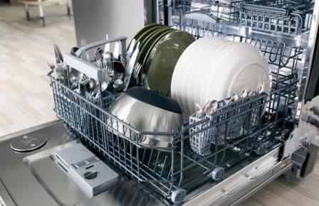 Вибір посудомийної машини