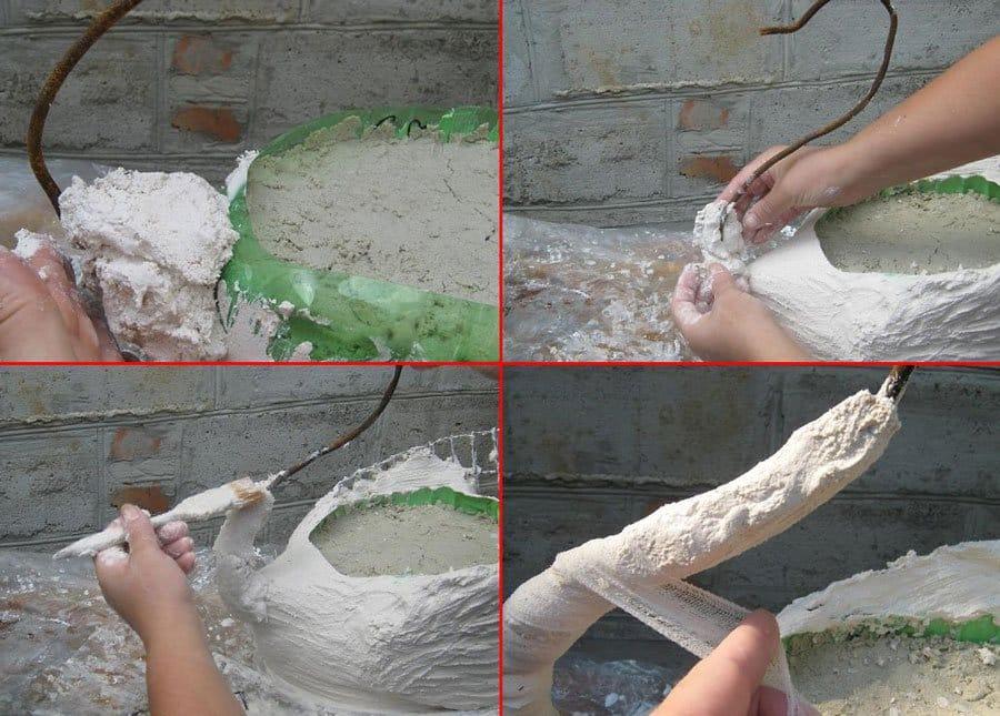 Раствор для скульптуры своими руками