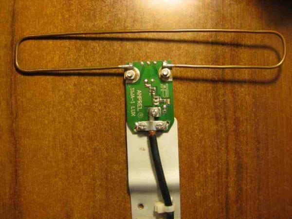 Сделать антенну с усилителем для телевизора своими руками