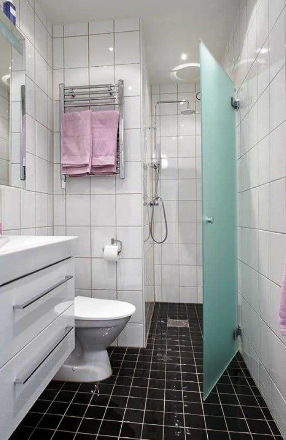 фото туалета душевой комнаты дизайн и
