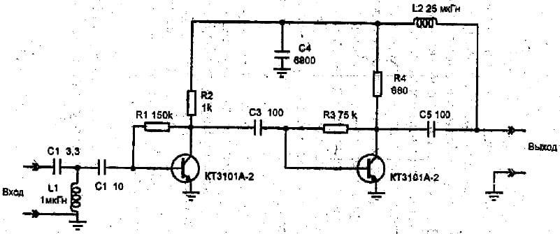 Как сделать антенный усилитель фото 384
