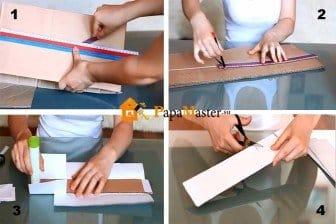 Как сделать коробку для чехлов
