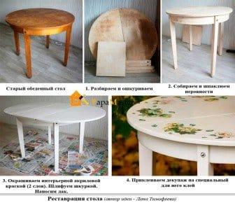 Мебель из спичечных коробков 15