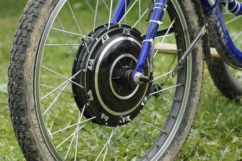 Как сделать электро колесо к велосипеду