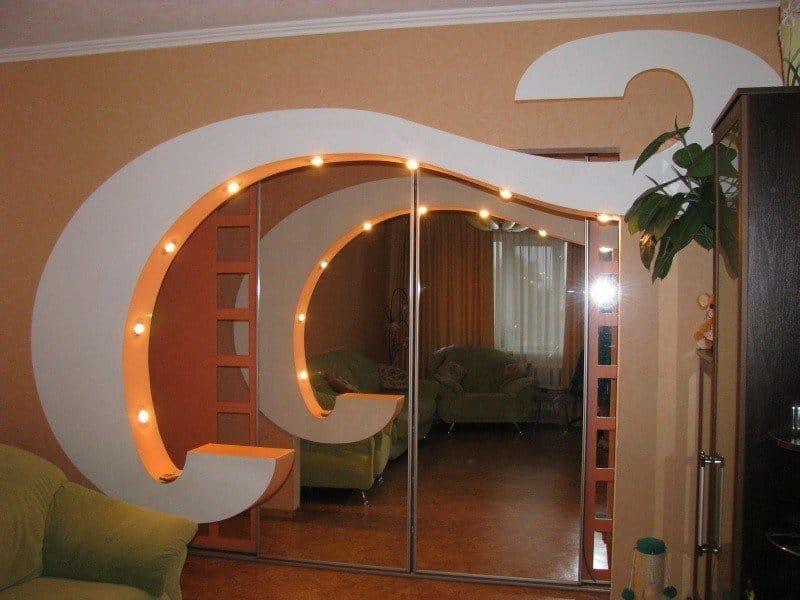Фото арок в доме своими руками 30