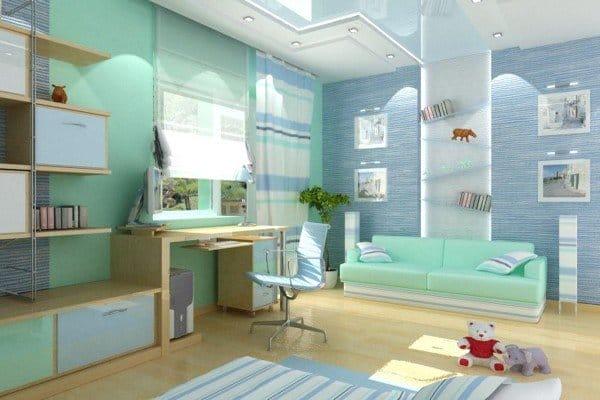 - Kamer modern meisje ...