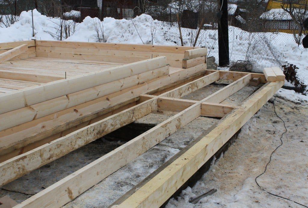 Строительство из бруса своими руками пошаговая инструкция 50