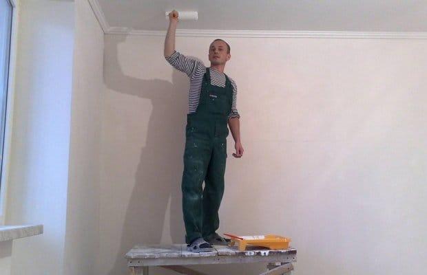 Как недорого сделать ремонт потолок
