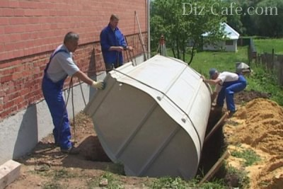 Пристрій каналізації на дачі: найпростіші способи відведення стоків