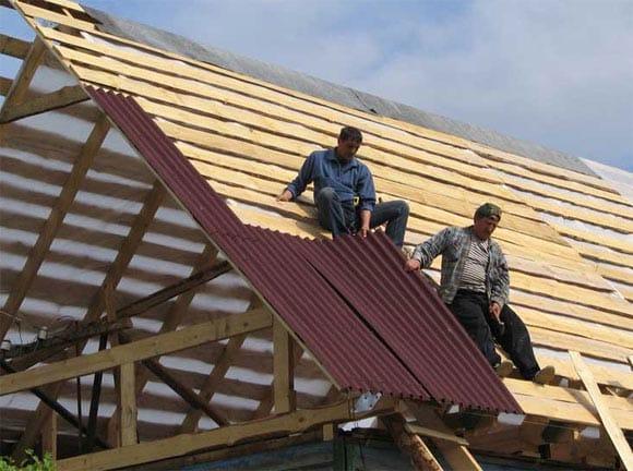 Как перестелить крышу дома своими руками 81
