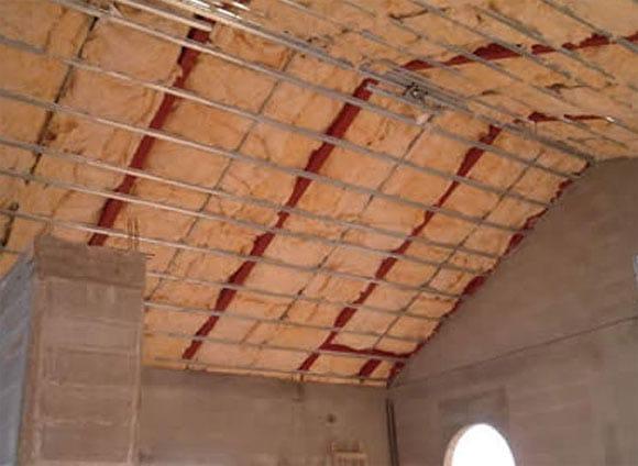 Крыша и потолок для частного дома своими руками 98