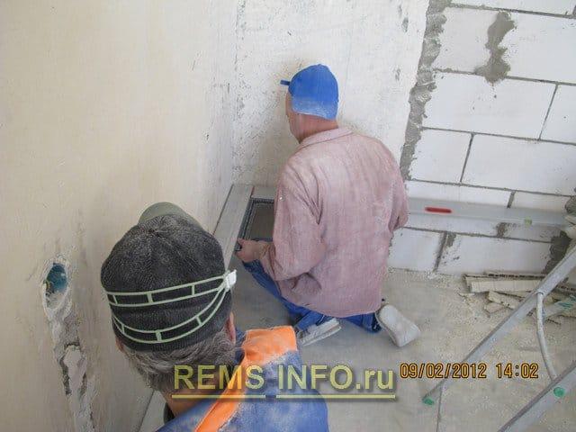 Как выровнять внутренние углы стен своими руками 70