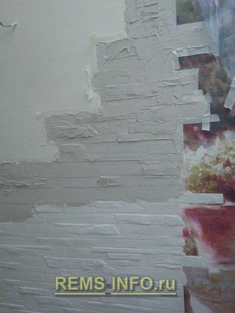 Оздоблення стін під цеглу: імітація декоративних цеглин з гіпсу з фото