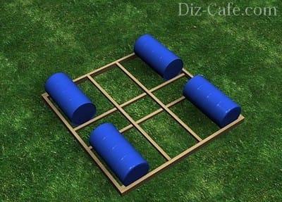 Пристрій дерев'яних містків і причалів: варіанти конструктивних рішень