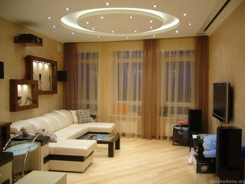 Дизайн обычной квартиры своими руками 52
