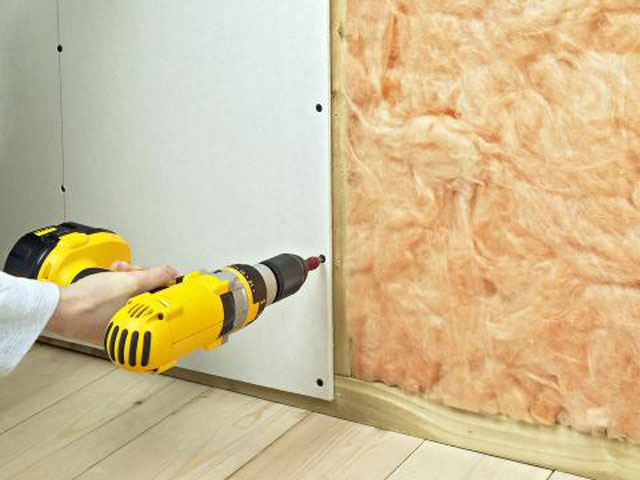 Как сделать шумоизоляцию одной стены