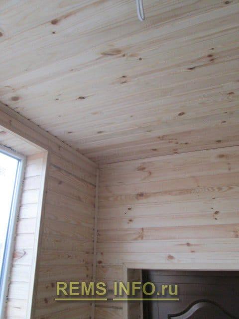 Як обшити стіни дерев'яною вагонкою своїми руками.