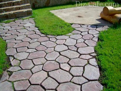 Варіанти укладання тротуарної плитки в малюнках і схемах