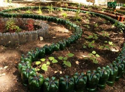 Декоративні прикраси для саду своїми руками: добірка з 18 цікавих ідей