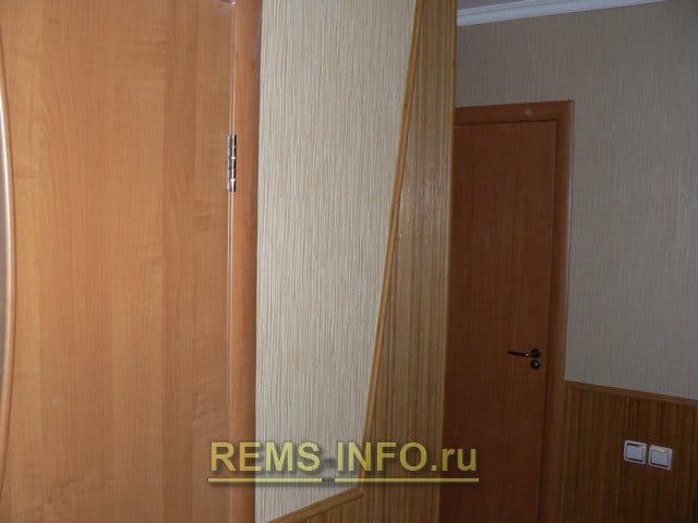 Оздоблення стін бамбуком або як ми робили ремонт передпокою + фото