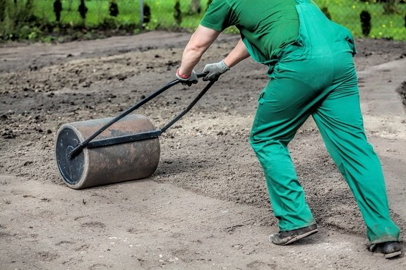 Создать газон своими руками