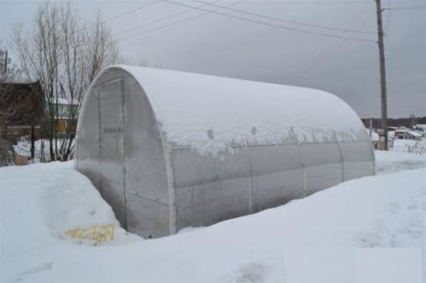 Профільна оцинкована труба для теплиць: будівництво