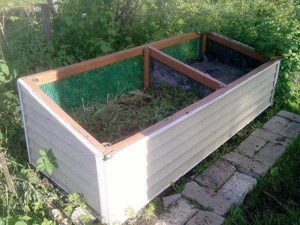 Как сделать компостную яму 30