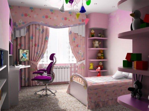 Декор маленькой комнаты своими руками фото 45
