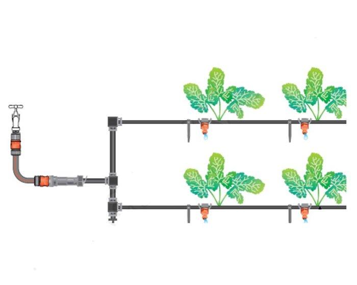 Огляд систем мікрокраплинного поливання для теплиць – plodovie.ru