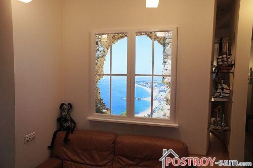 Ремонт квартиры своими руками окна