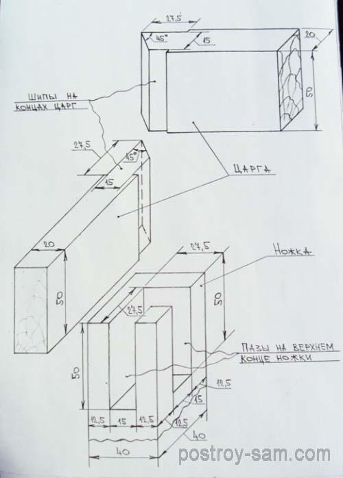 Схема шкатулки из дерева своими руками 86
