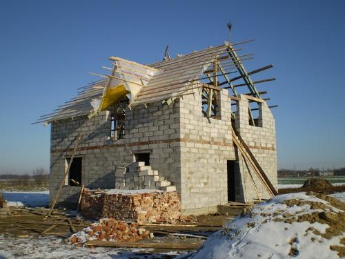 Построить дом своими руками проекты фото 47