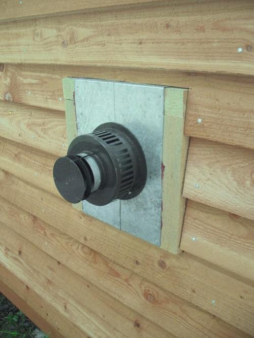 Установка газового конвектора в деревянном доме своими руками 78
