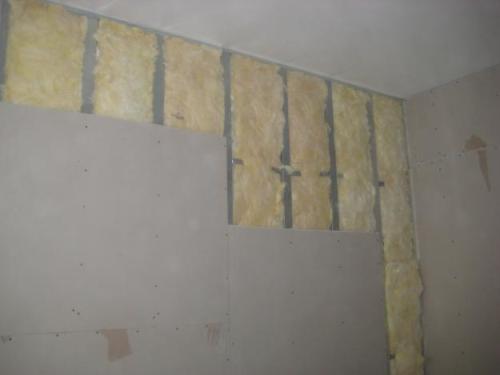 Монтаж гипсокартона на стену своими руками