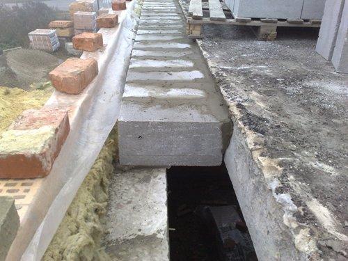 Фундамент под плиты перекрытия своими руками 26