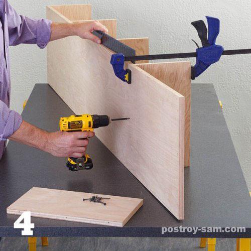 Оборудование для сборки мебели своими руками 20