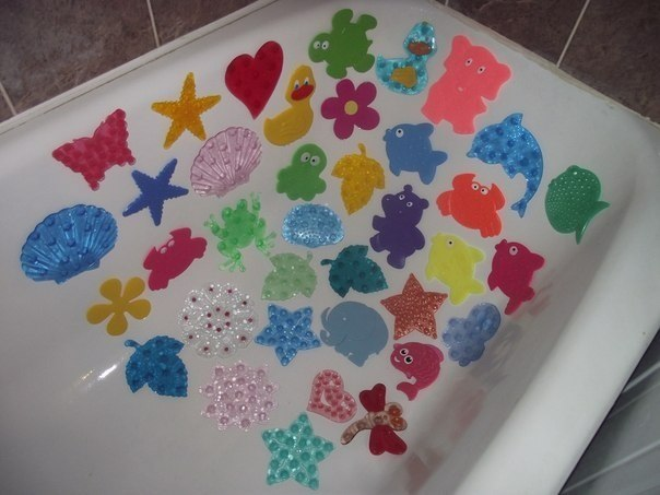 Міні килимки для ванни – зручні варіанти для ванної
