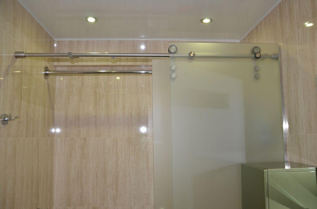 Ширма для ванної кімнати – незвичайне перевтілення санвузла