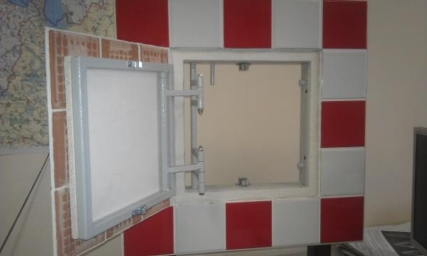 Дверцята для ванної – правила вибору і установки самостійно