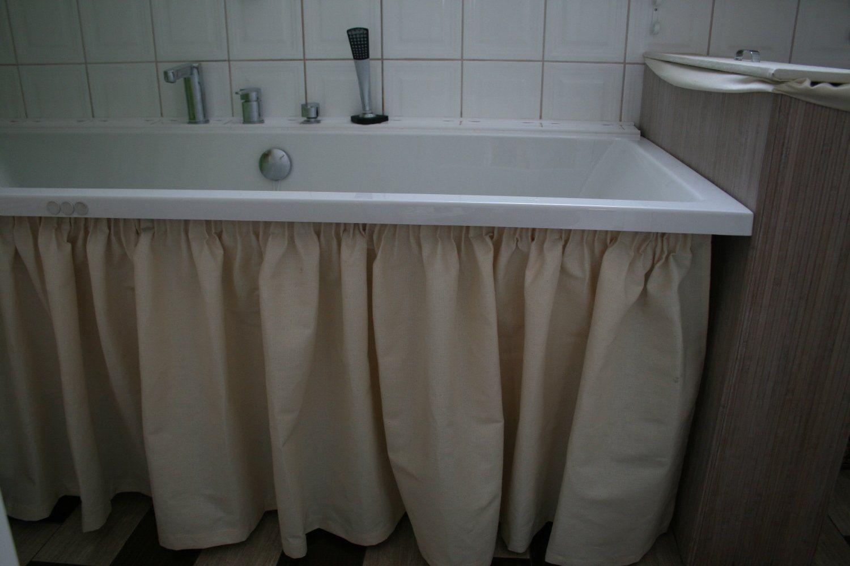 В ванную из ткани своими руками