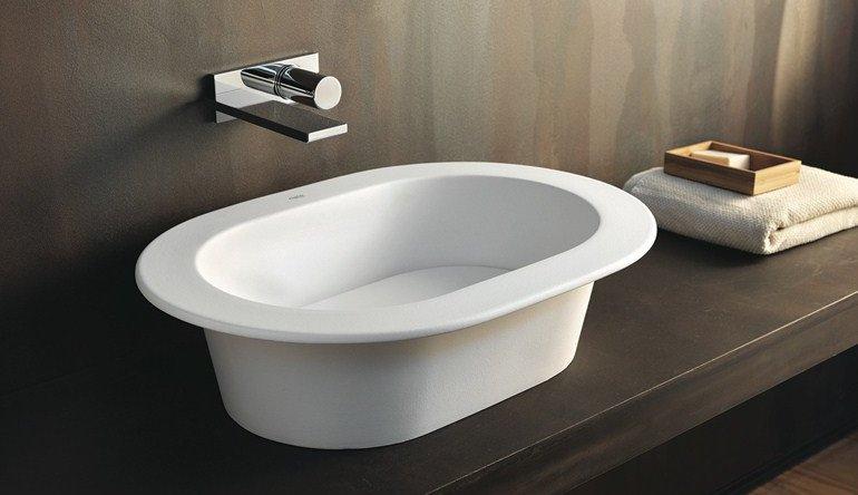 Як вибрати раковину у ванну – тенденції і мода
