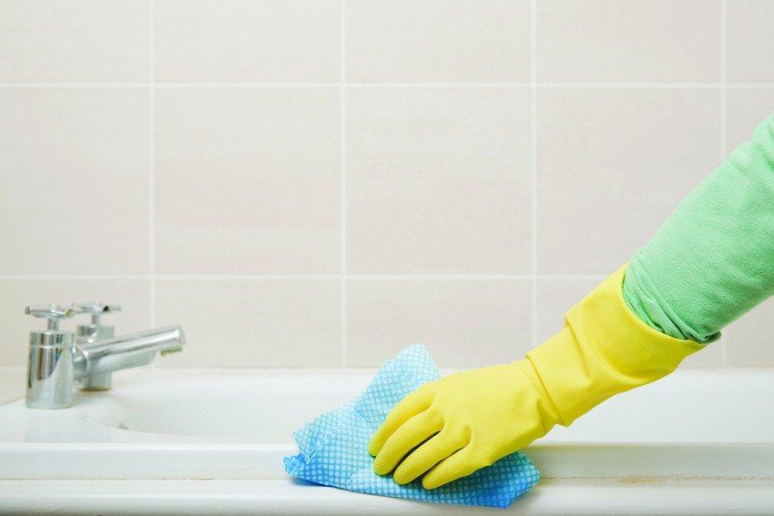 Чим помити кахель у ванній – вибираємо найкращий засіб для чищення