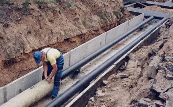 Підключення до каналізації: все про процедуру від збору документів до врізки