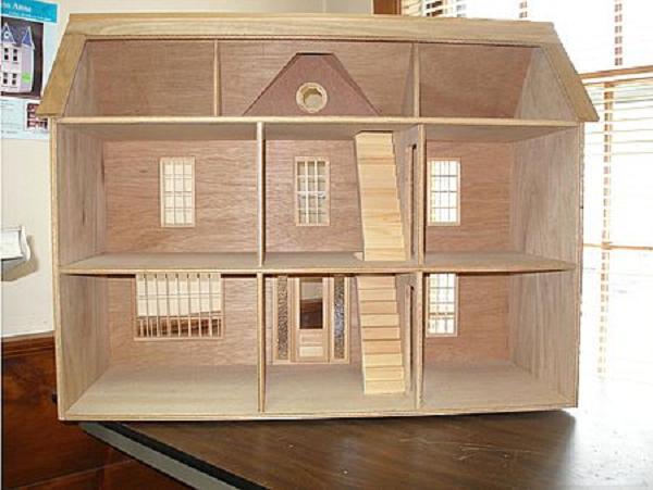 Фото ночных сорочКукольный домик из фанеры своими