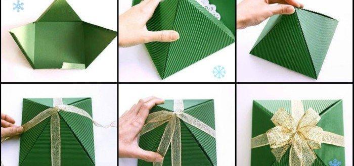Подарок зделать своими руками 18