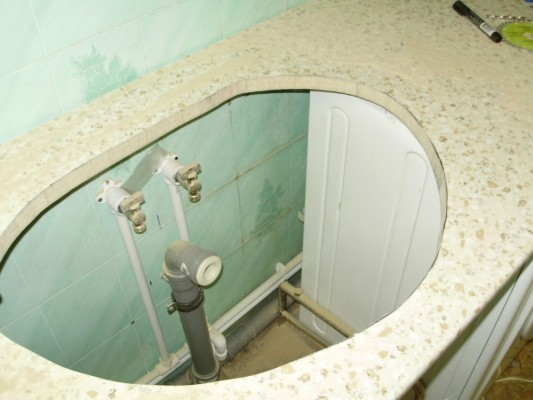 Підключення раковини до каналізації і водопроводу: основні етапи монтажу