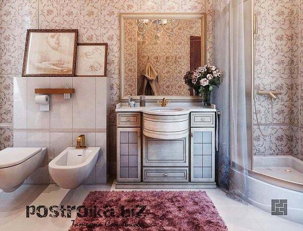Декор ванної кімнати: прості ідеї