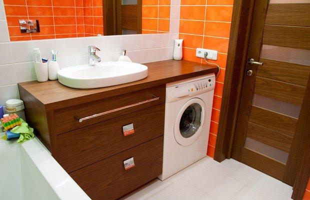 Мебель для ванной своими руками как и из чего изготовить?