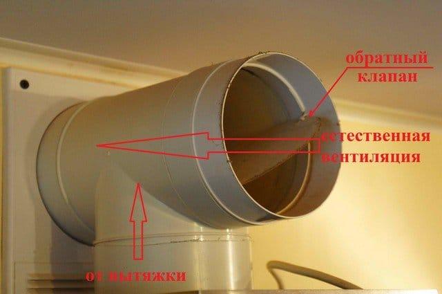 Антивозвратный клапан своими руками 49